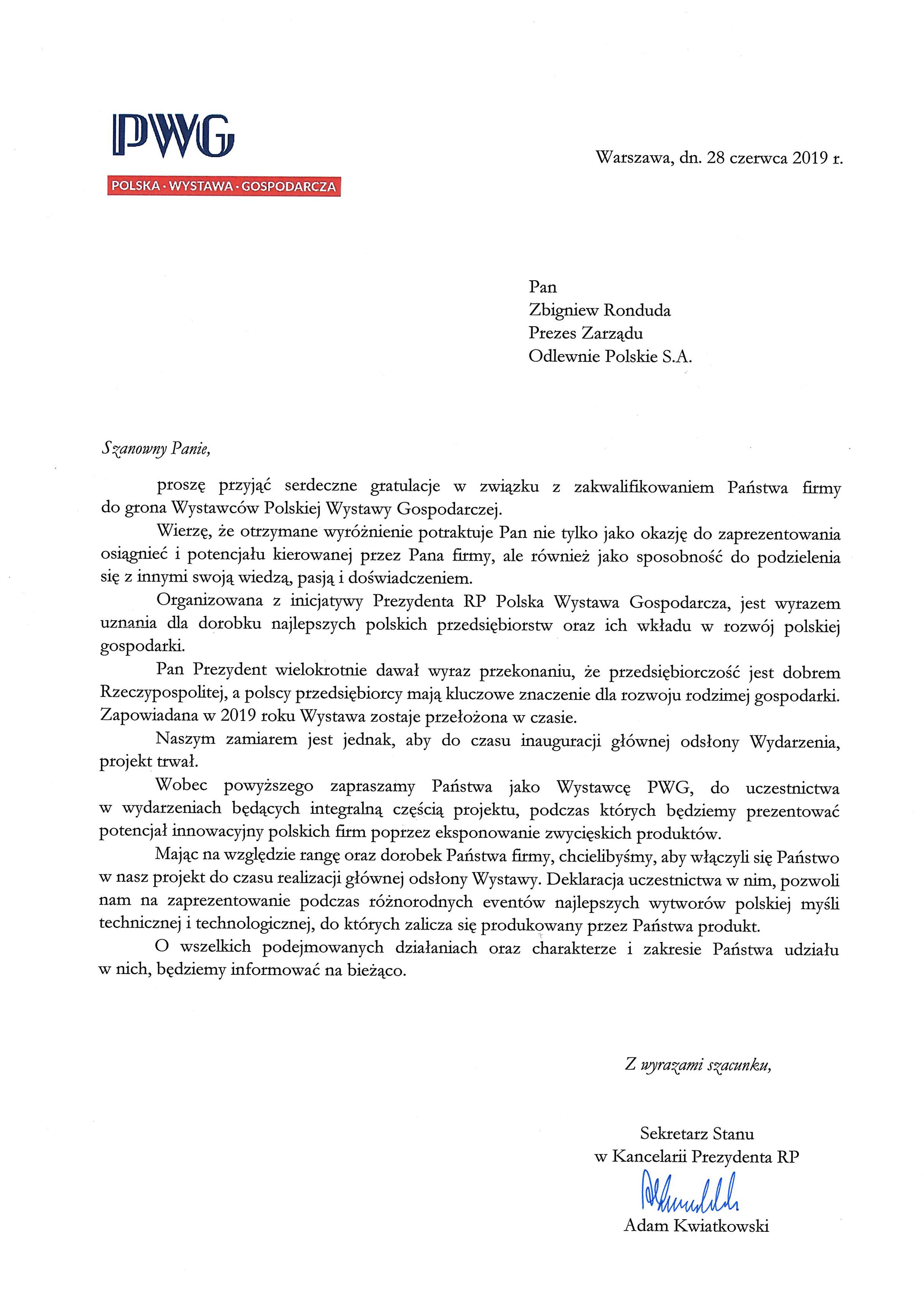 PWG_list_gratulacyjny